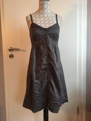 EDC Sommerkleid grau