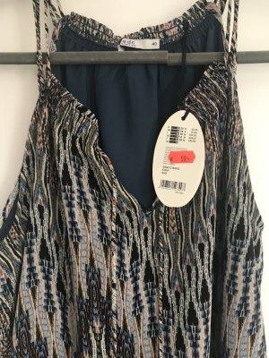 EDC Sommerkleid mit Muster, 38