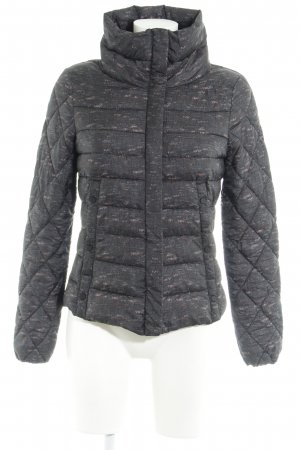 edc Steppjacke abstraktes Muster Casual-Look