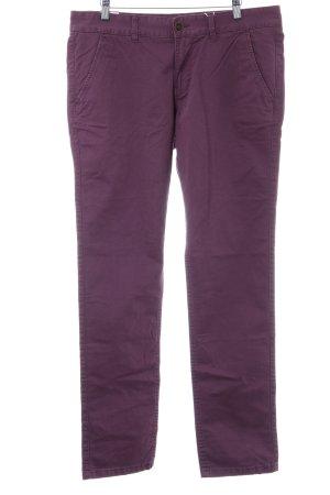 edc Jersey Pants purple college style