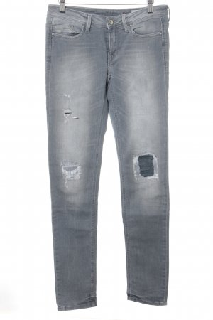 edc Straight-Leg Jeans graublau Jeans-Optik