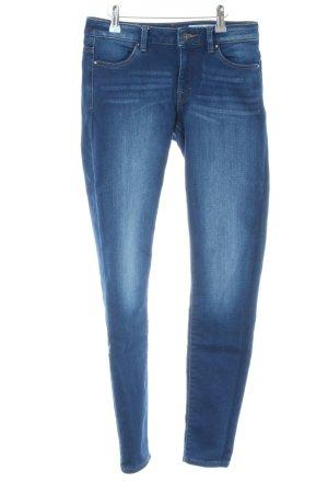 edc Stretch Jeans blau Casual-Look