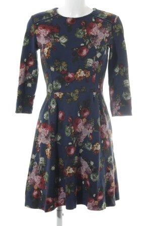 edc Stretch Dress flower pattern casual look