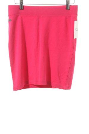 Edc Stretchrock pink sportlicher Stil