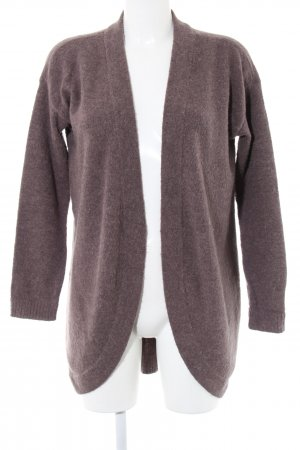 edc Strick Cardigan braun Casual-Look