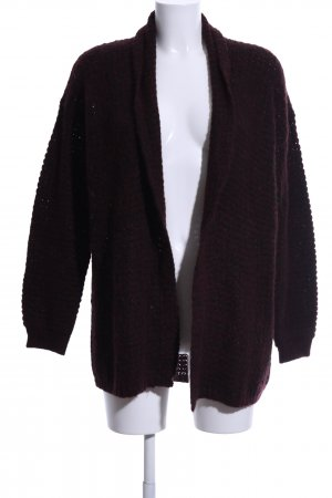 edc Strickjacke braun Casual-Look