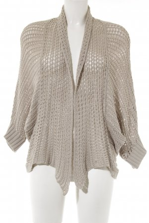 edc Strickjacke beige Casual-Look