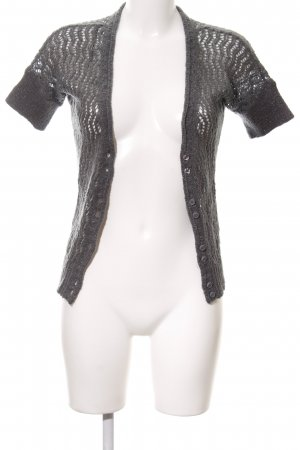 edc Smanicato lavorato a maglia grigio Motivo a maglia leggera stile casual