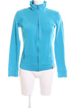 edc Sweat Jacket blue casual look