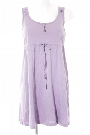 edc Sweatkleid blasslila Casual-Look