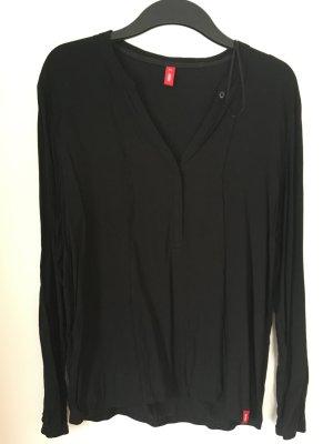 EDC T-Shirt in schwarz