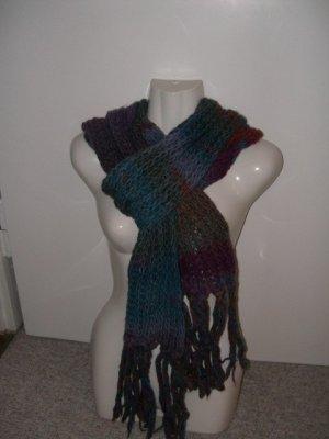 Esprit Écharpe en tricot multicolore laine