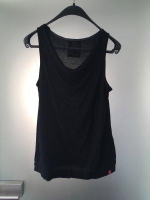 edc by Esprit Cowl-Neck Top black