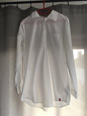 Edc weiße lange Bluse