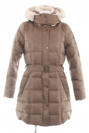 edc Wintermantel nude Steppmuster Casual-Look