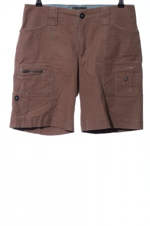 Eddie Bauer Bermudas brown casual look