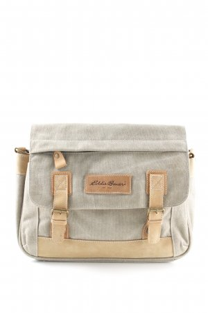 Eddie Bauer College Bag grey brown-beige business style