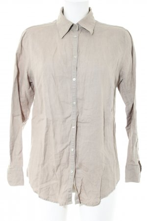 Eddie Bauer Linen Blouse natural white casual look