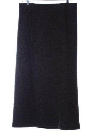 Eddie Bauer Maxi Skirt black casual look