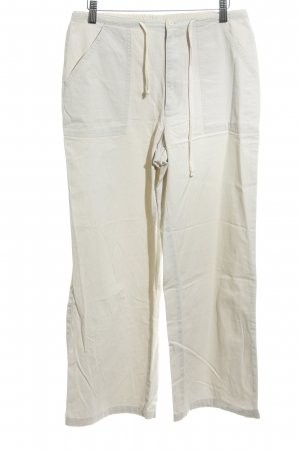 Eddie Bauer Palazzo Pants natural white casual look