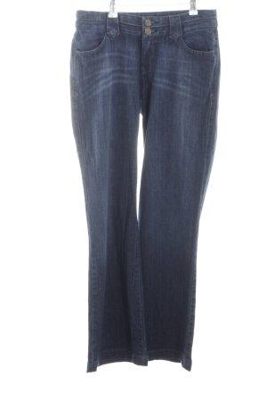 Eddie Bauer Straight-Leg Jeans blau Casual-Look