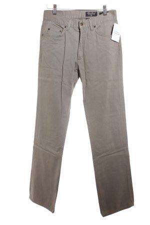 Eddie Bauer Straight-Leg Jeans grasgrün Casual-Look
