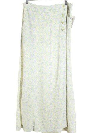 Eddie Bauer Jupe portefeuille motif de fleur style décontracté
