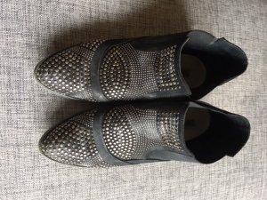 Eddie Rodriguez Ankle Boots mit Nieten