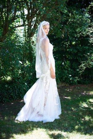 Eddy K Brautkleid haute couture