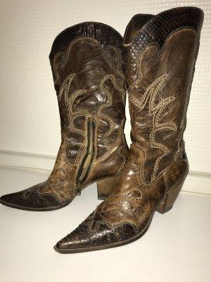 Edel Cowboy Boots  Gr:38,5 TOP