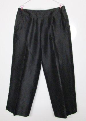 René Lezard Culottes black mixture fibre