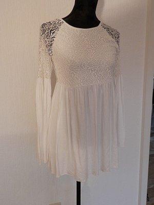 Edel Designer Fashion Blogger Spitzen Hippie Mini Dress Kleid Ibiza Festival