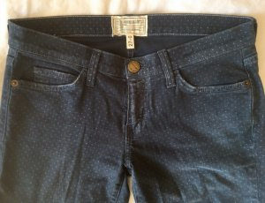 Current/elliott Slim Jeans blue cotton