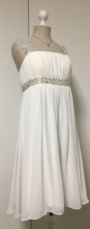 Edel und hübsch - Chiffon Kleid