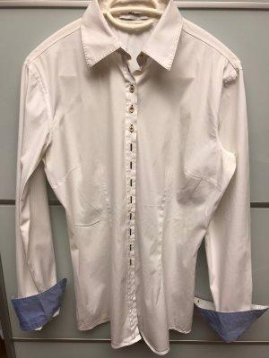 Aglini Camicia blusa multicolore Cotone