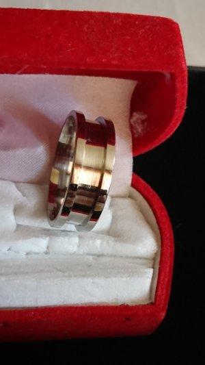 Edelstahl Ring Hochglanz Felgen Design Gr .22