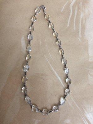 Chain silver-colored-white