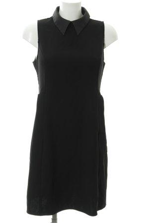 Edited A-Linien Kleid schwarz Elegant