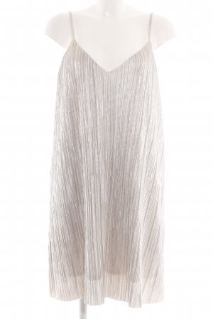 Edited Abendkleid silberfarben Elegant