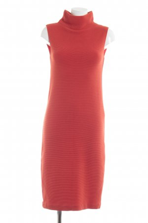Edited Robe crayon rouge fluo-rouge style d'affaires