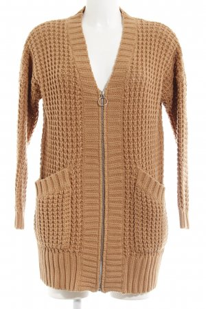 Edited Cardigan beige Casual-Look