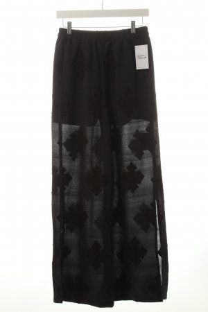 Edited Culottes schwarz Casual-Look