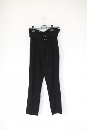 Edited High Waist Pants Gr. 38 schwarz Chino