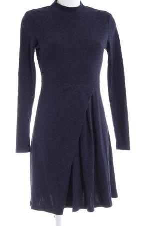 Edited Jerseykleid dunkelblau Casual-Look