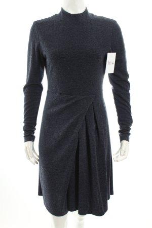 Edited Jerseyjurk donkerblauw minimalistische stijl