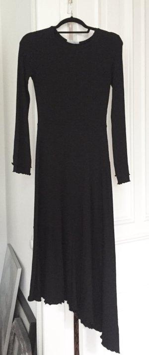 Edited Kleid asymmetrisch, schwarz, 36