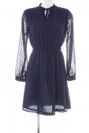 Edited Langarmkleid dunkelblau Elegant