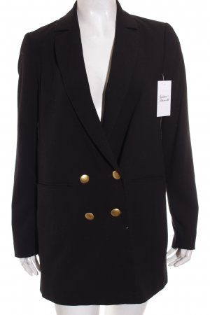 Edited Long-Blazer schwarz Elegant