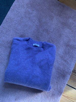 EDITED Lorena Sweater Strickpullover 32 Oversized Sweater Lila Lavendel Mohair