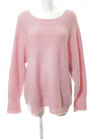 Edited Oversized Pullover hellrosa Casual-Look